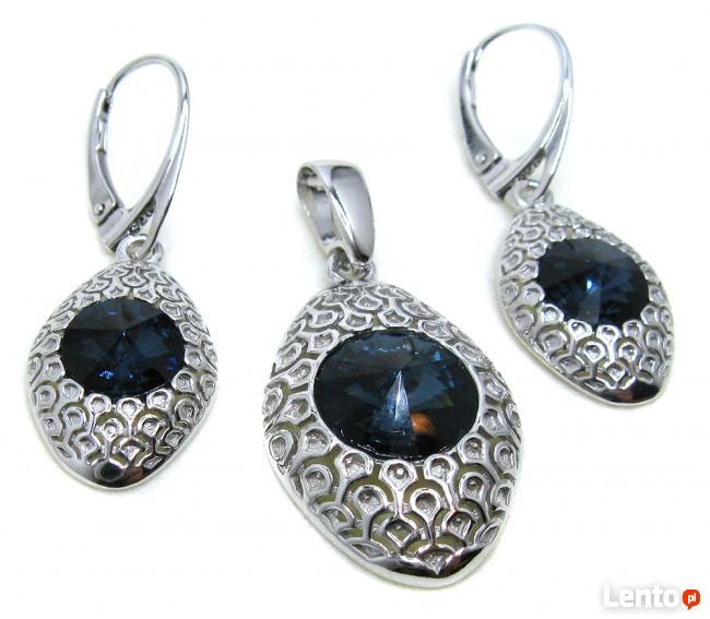 Biżuteria Ślubna Swarovski crystal