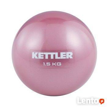 PIŁKA do ćwiczeń Kettler Toning Ball 1,5kg pilates fitnes