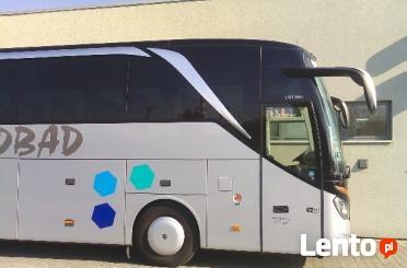 Zarezerwuj bilet autokarowy do Rosenheim z biurem Geotour!