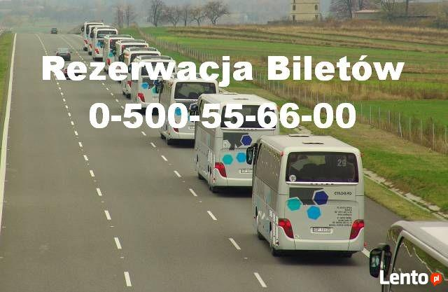 Katowice - Amsterdam Tanie przejazdy autokarowe
