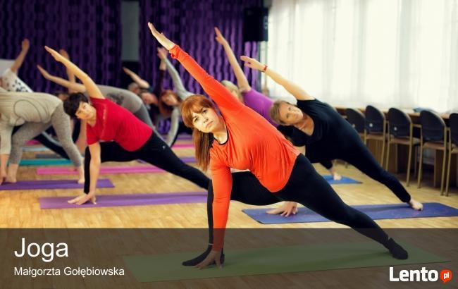 Joga - Legionowo zajecia grupowe i indywidualne