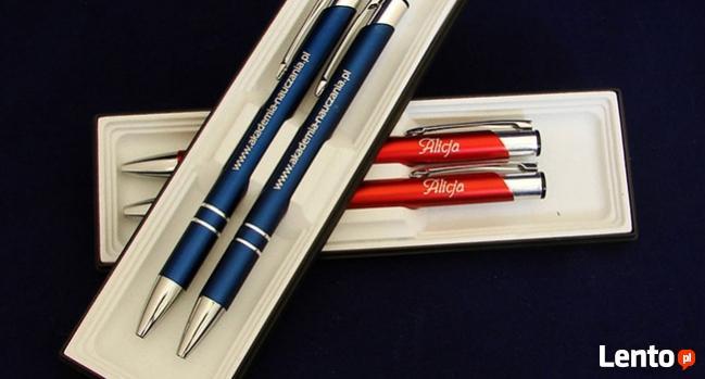 Długopis + ołówek z grawerem oraz etui!!!