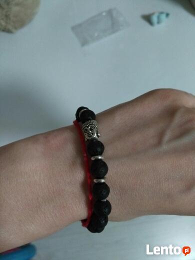 Bransoletka koraliki biżutera Tybetańska narękę minetał natu