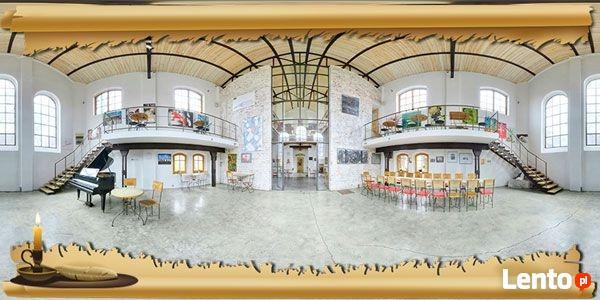 Wirtualne spacery, reklama w Google - Zwiedzanie360