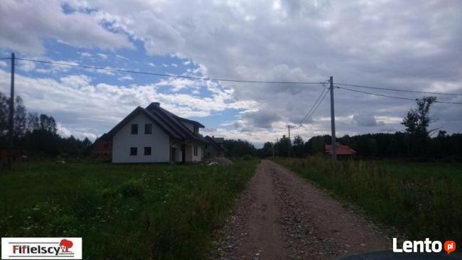 Atrakcyjna działka budowlana ze stawem Białystok os.Halickie