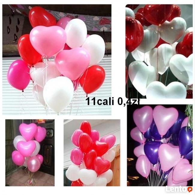 balony gumowe, pompowanie balonów , hel balonowy