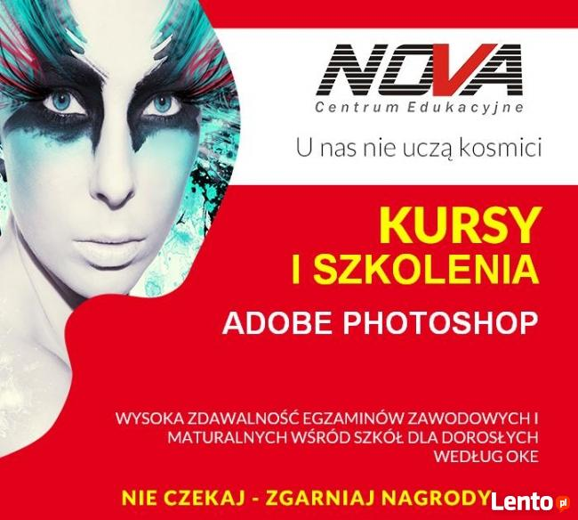 Kurs Adobe Photoshop - GLIWICE