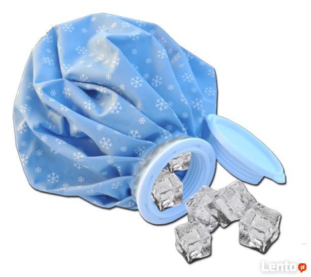 Worek na lód 1,2l okład zimny kompres