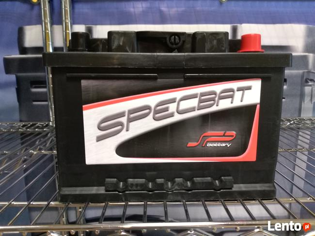 Akumulator SPECBAT 12V 60Ah/480A Łomża