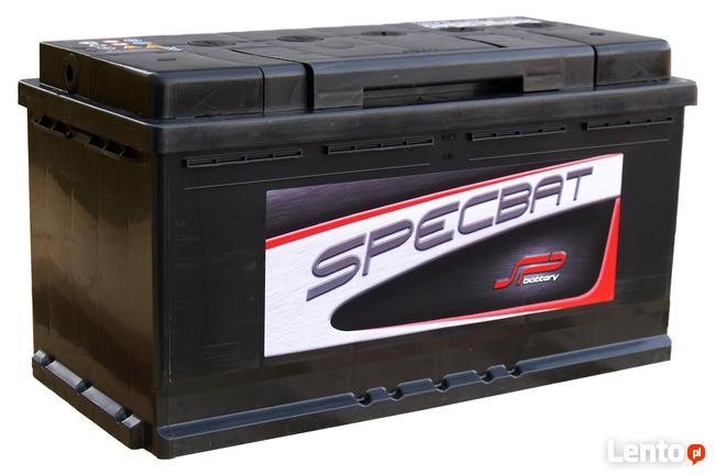 Akumulator SPECBAT 12V 100Ah/800A Łomża