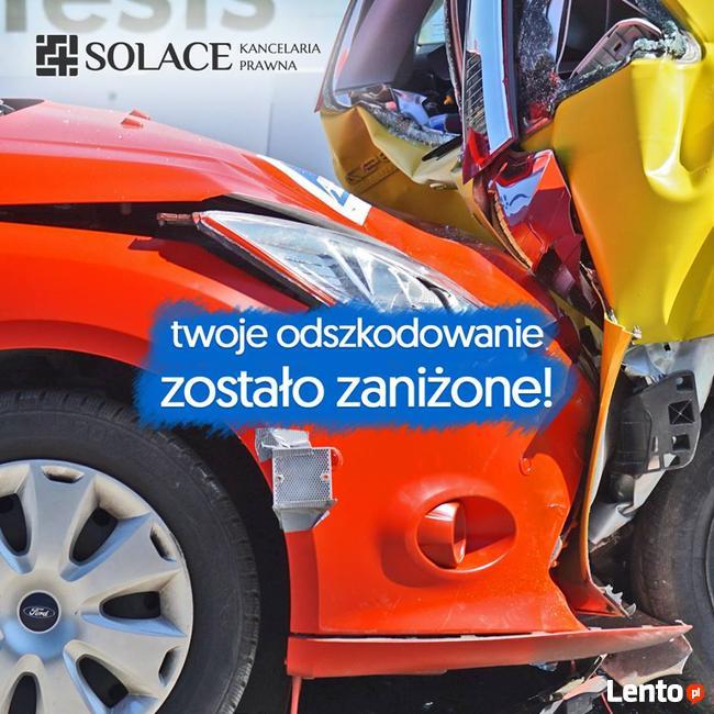 Odzyskaj należne odszkodowanie za uszkodzony pojazd !