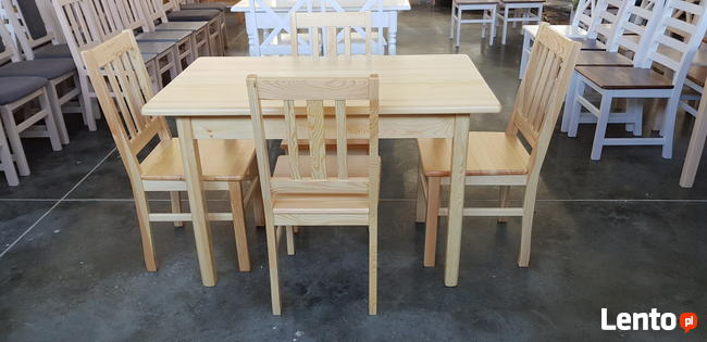 Krzesło twarde sosnowe Producent nowe kuchnia restauracja