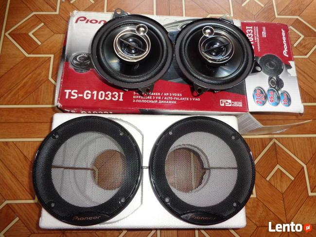 Głośniki samochodowe Pioneer TS-G1033I