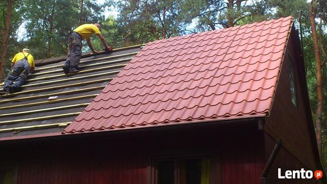 Krycie naprawa dachów