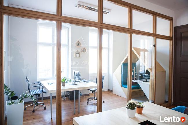 Coworking w centrum Poznania