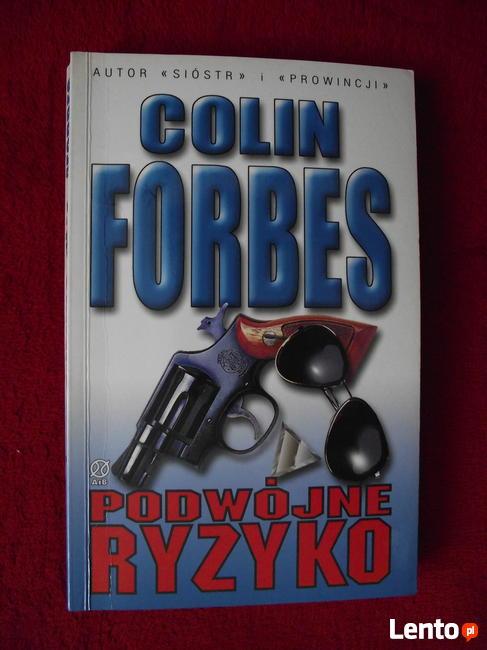 Colin Forbes - Podwójne Ryzyko