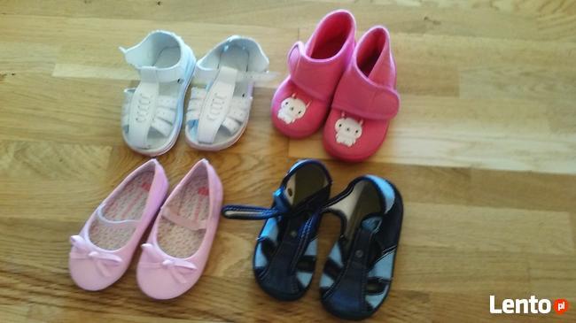 Sprzedam ubranka i buty dla dziewczynki i chlopca
