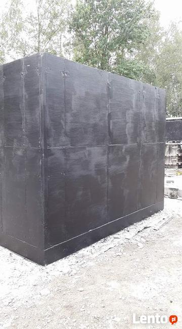 Komory wodomierzowe, studnie wodomierzowe,studnie betonowe