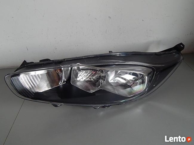 Archiwalne Ford Fiesta Mk7 Lift Lewa Przód Ostroróg
