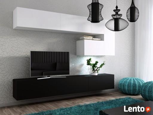 Zestaw mebli  BOHO C15 Meblościanka Mat Salon LED