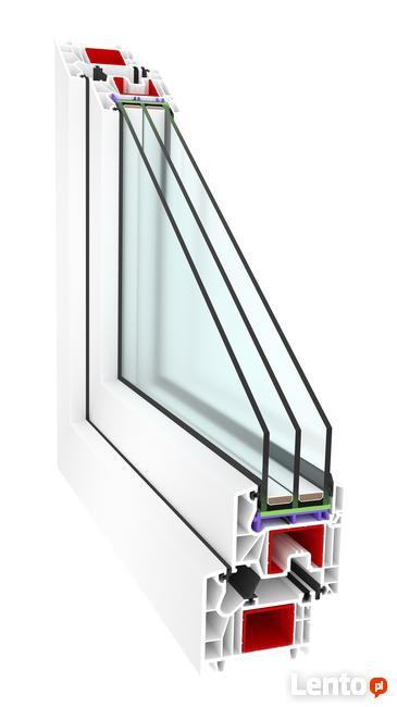 Sprzedam okna 6 komorowe najtaniej w rejonie