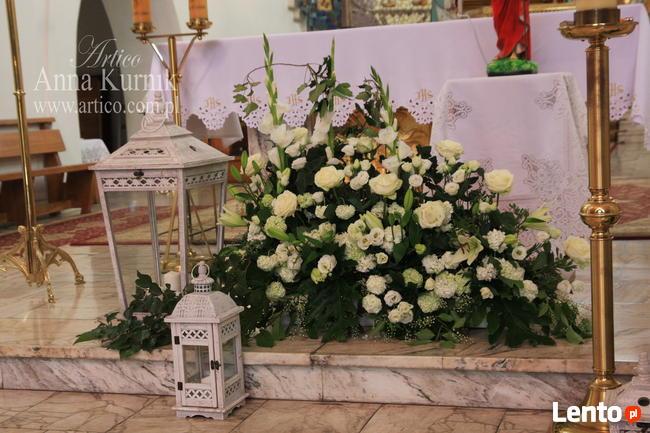 Dekoracje Kwiaty Dekoracje ślubne Alwernia