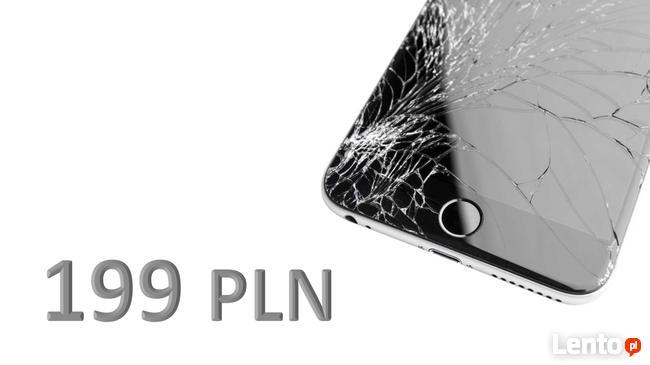 Wymiana Wyświetlacza Szybki Serwis Apple iPhone 5s 6 7 8