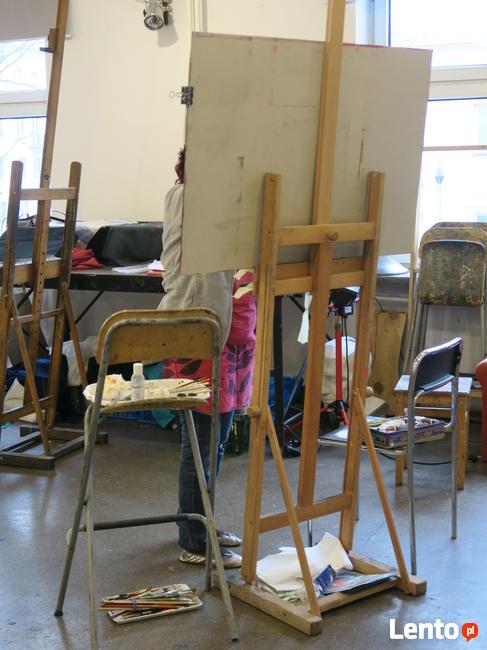 Kursy rysunku i malarstwa dla dorosłych