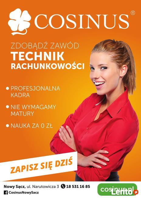 Cosinus - Technik Rachunkowości - ZAPISY!