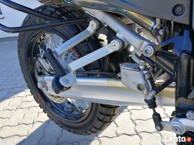 KTM 990 Adventure Stan idealny zarejestrowany