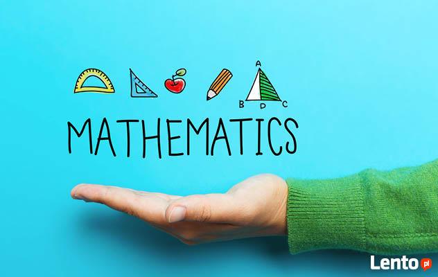 Matematyka - korepetycje, kursy - RABAT