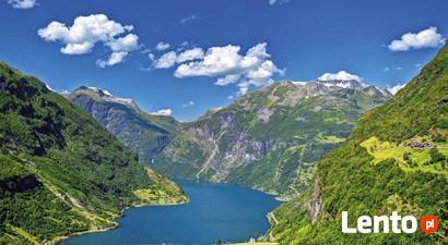 Śladami Wikingów - Norweskie Fiordy