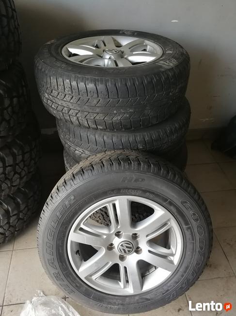 Koła Amarok VW komplet 245/65/17 5x120 Okazja