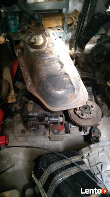 Wszystkie części Nissan Terrano stan b.dobry!