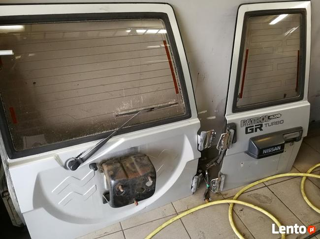 Drzwi Nissan Patrol 89' bez korozji