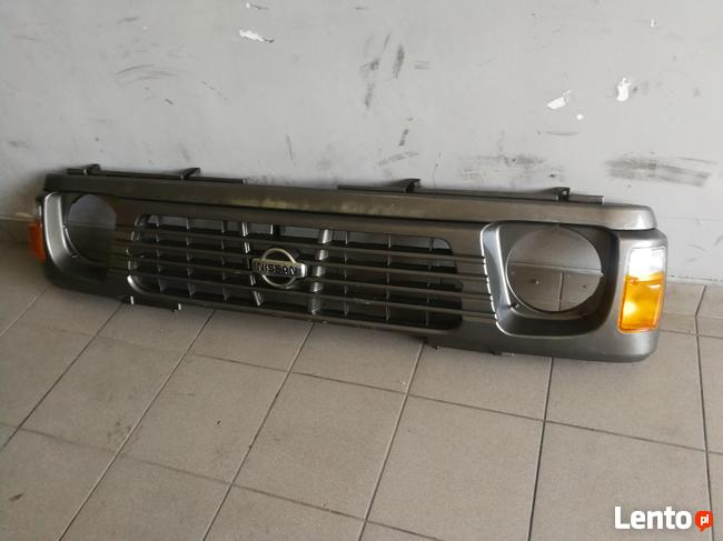 Grill Atrapa Nissan Patrol 96'