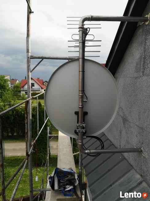 Tuchów montaż anten tel 664491116 ryglice,ciężkowice,gorlice