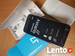 SAMSUNG GALAXY J7 2017  Dual SIM CZARNY - NOWY