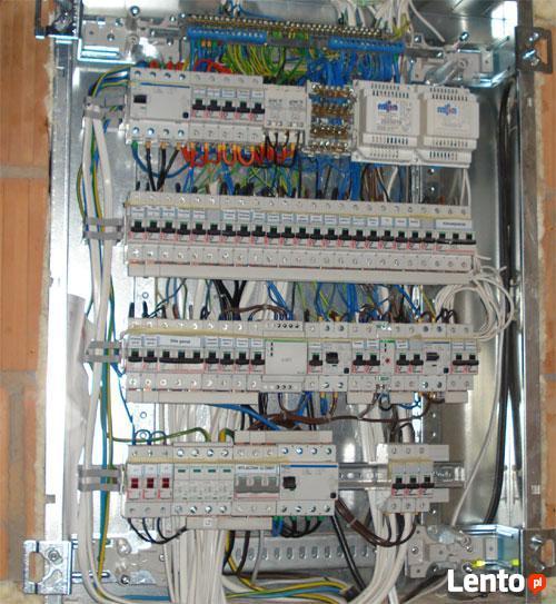 Anteny Sat Monitoring Elektryk/Usługi Elektryczne//Odgromowe