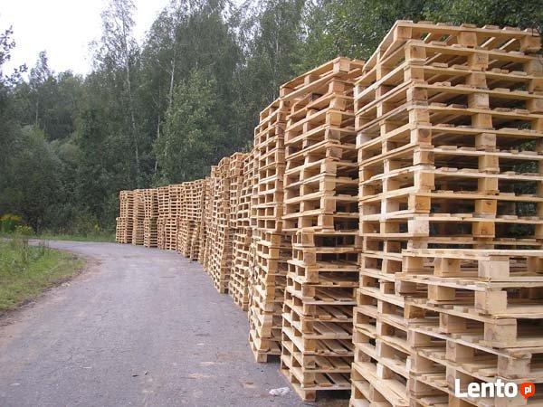 Ukraina. Palety drewniane, przemyslowe, jednorazowe od 5 zl