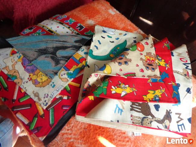 chustki na głowe  - bandamki nowe bawełniane kolorowe