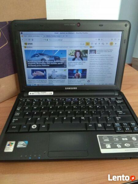 Mały Notebook Samsung N130 10.1 Super stan