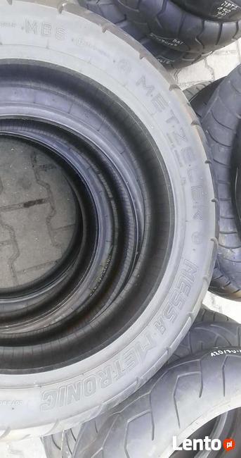 Opony motocyklowe używane wyprzedaż