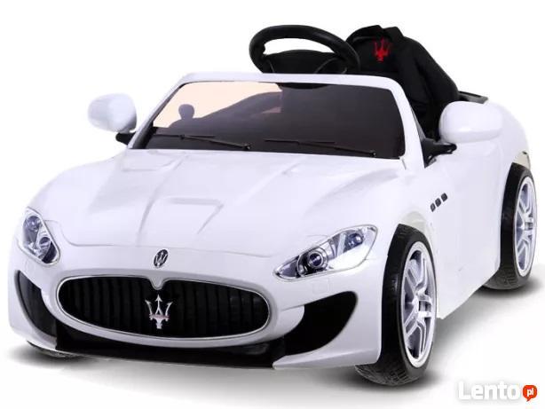 Maserati na akumulator dla dziecka nowa cena