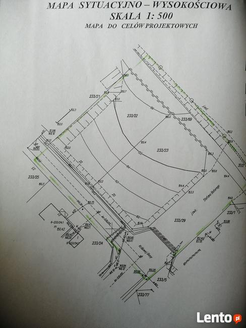 Sprzedam działkę budowlaną w Jonkowie!!!