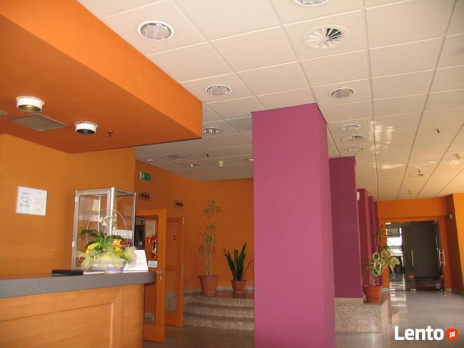 Malowanie biur, restauracji, hoteli, sklepów, magazynów, kla
