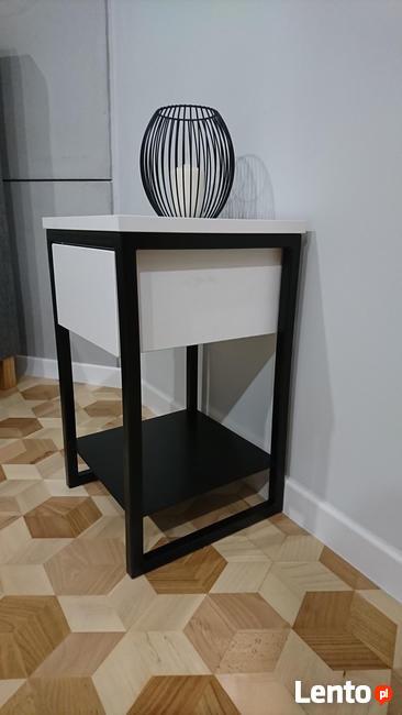 Stół Stolik Kawowy Kuchnia Jadalnia Krzesła Nogi Stalowe
