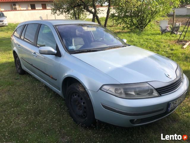 Renault Laguna II 2002r. 1.9 Diesel