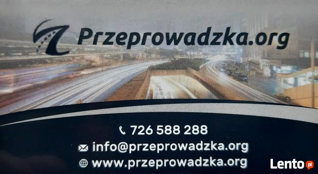 Bagażówka Gdańsk ,Pomorskie Przeprowadzki
