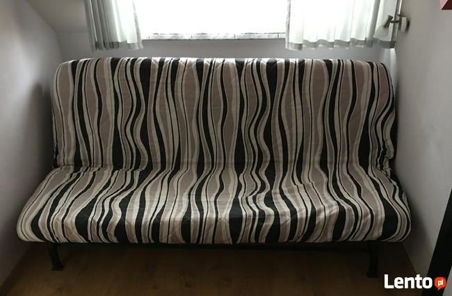 Sprzedam łóżko Ikea Rozkladane Z Materacem Wym 120200